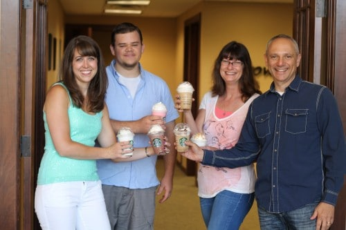 Frappuccino FlavOff: Active Blogs Casts Our Vote